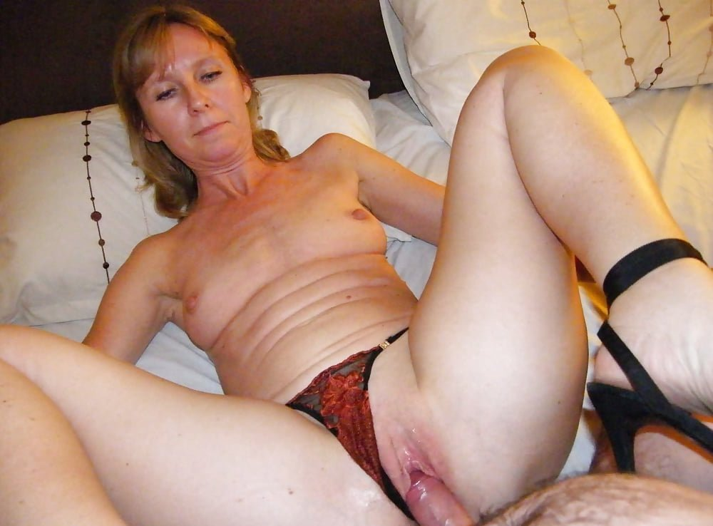 женщиной зрелоой порно с