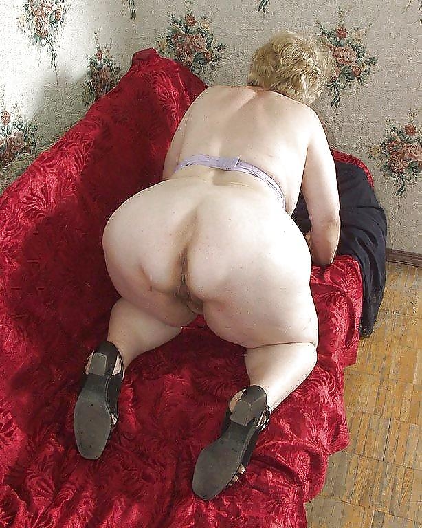 Big ass grannies