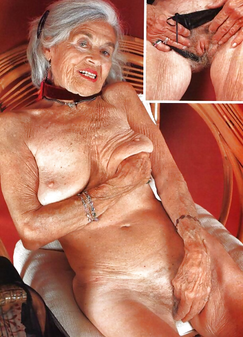 Remarkable wrinkled old women vaginas pity, that
